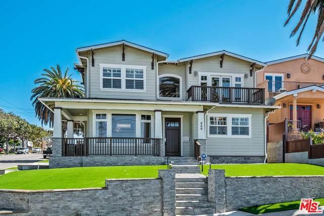 400 S Francisca Ave, Redondo Beach, CA 90277 (#20-566276) :: Randy Plaice and Associates