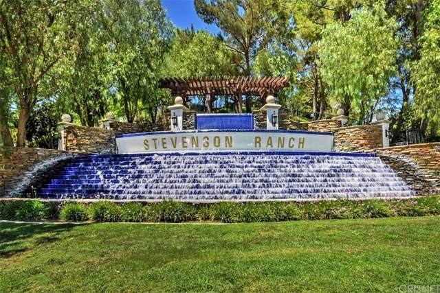 25548 Schubert Circle D, Stevenson Ranch, CA 91381 (#SR20061917) :: Randy Plaice and Associates