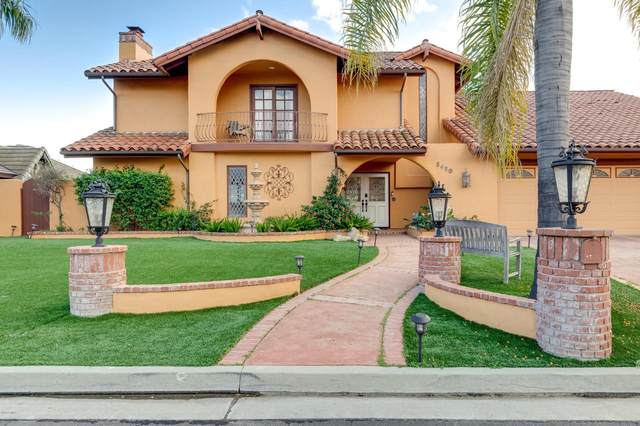 3430 Ridgeford Drive, Westlake Village, CA 91361 (#220003275) :: Randy Plaice and Associates