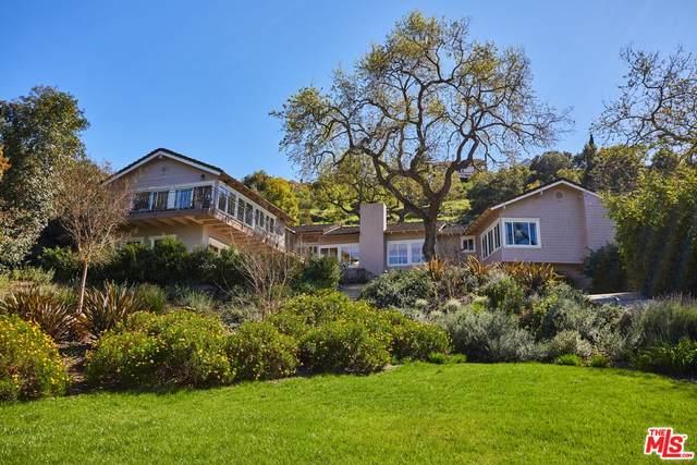 31716 Saddletree Drive, Westlake Village, CA 91361 (#20565722) :: Randy Plaice and Associates