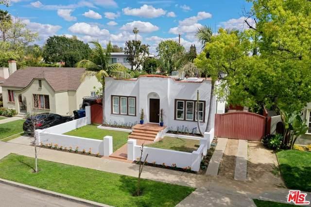 726 N Las Palmas Avenue, Los Angeles (City), CA 90038 (#20565960) :: Lydia Gable Realty Group