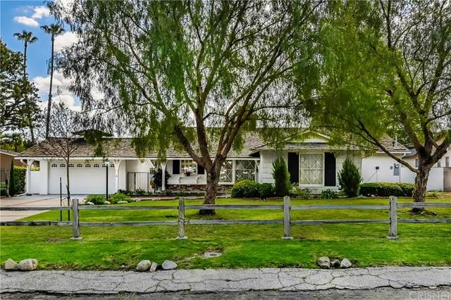 6040 Oakdale Avenue, Woodland Hills, CA 91367 (#SR20063719) :: Randy Plaice and Associates