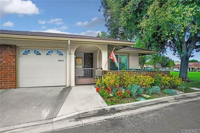 26813 Oak Garden Court, Newhall, CA 91321 (#SR20063964) :: Randy Plaice and Associates