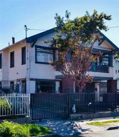 322 W 52ND Street, Los Angeles (City), CA 90037 (#SR20063971) :: Lydia Gable Realty Group