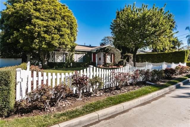 14911 Greenleaf Street, Sherman Oaks, CA 91403 (#SR20064372) :: The Pratt Group