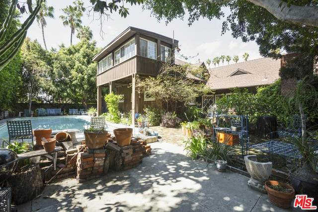 1635 N Genesee Ave, Los Angeles, CA 90046 (MLS #20-567434) :: Deirdre Coit and Associates