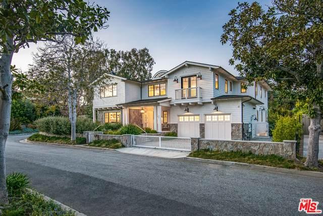 121 Esparta Way, Santa Monica, CA 90402 (#21-717978) :: Lydia Gable Realty Group