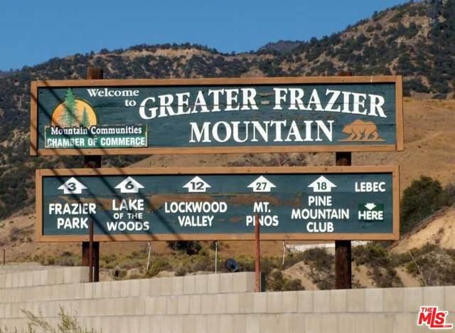 0 Delancy Trl, Frazier Park, CA 93932 (MLS #21-725970) :: Zwemmer Realty Group