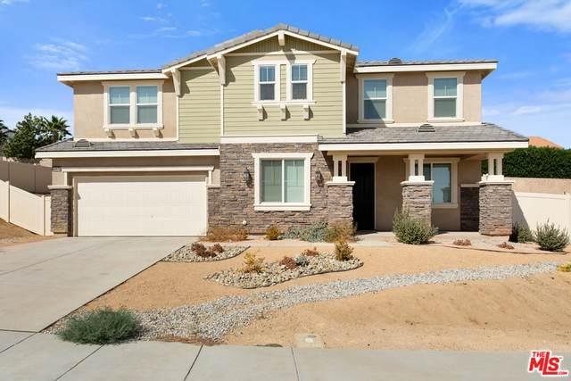 41871 Cristalino Ave, Palmdale, CA 93551 (#21-756780) :: Randy Plaice and Associates