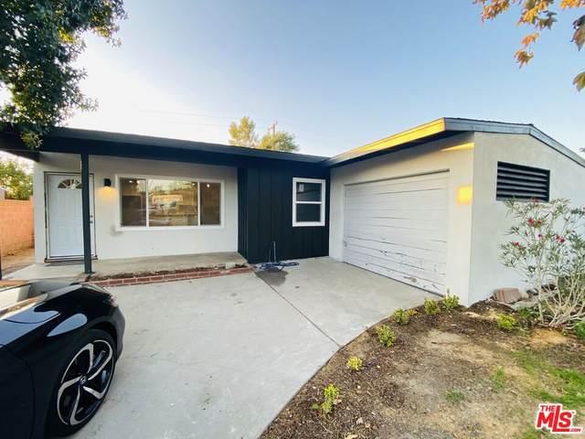 2065 Starhaven St, Duarte, CA 91010 (MLS #21-774502) :: The John Jay Group - Bennion Deville Homes