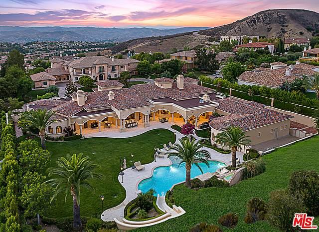25222 Prado Del Grandioso, Calabasas, CA 91302 (#21-774548) :: Lydia Gable Realty Group