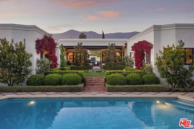 210 San Ysidro Rd, Santa Barbara, CA 93108 (MLS #21-776254) :: Mark Wise   Bennion Deville Homes