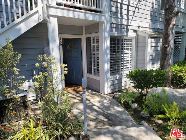 1318 W Park Western Dr #169, San Pedro, CA 90732 (#21-776678) :: Lydia Gable Realty Group