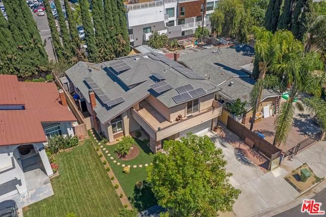 6648 Baird Ave, Reseda, CA 91335 (#21-778132) :: Randy Plaice and Associates