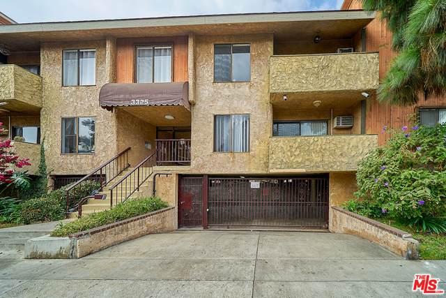 3325 Bagley Ave #203, Los Angeles, CA 90034 (#21-778762) :: TruLine Realty