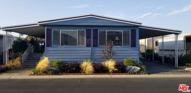 1065 Lomita Blvd #235, Harbor City, CA 90710 (MLS #21-778844) :: The Jelmberg Team