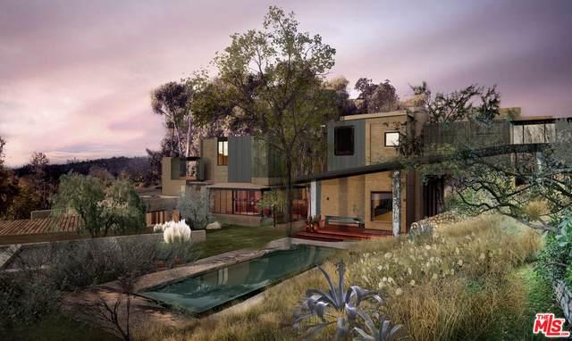 1440 Eaton Ter, Los Angeles, CA 90042 (MLS #21-780476) :: Mark Wise   Bennion Deville Homes