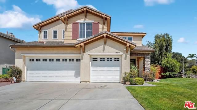 26502 Swan Ln, Canyon Country, CA 91387 (#21-781288) :: Randy Plaice and Associates