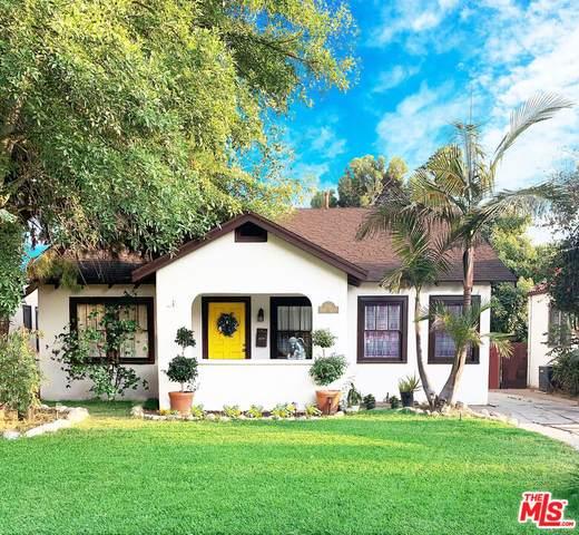 1916 Wagner St, Pasadena, CA 91107 (#21-783932) :: Vida Ash Properties | Compass