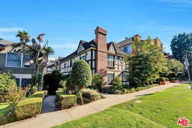 10320 Almayo Ave #3, Los Angeles, CA 90064 (#21-783946) :: Randy Plaice and Associates