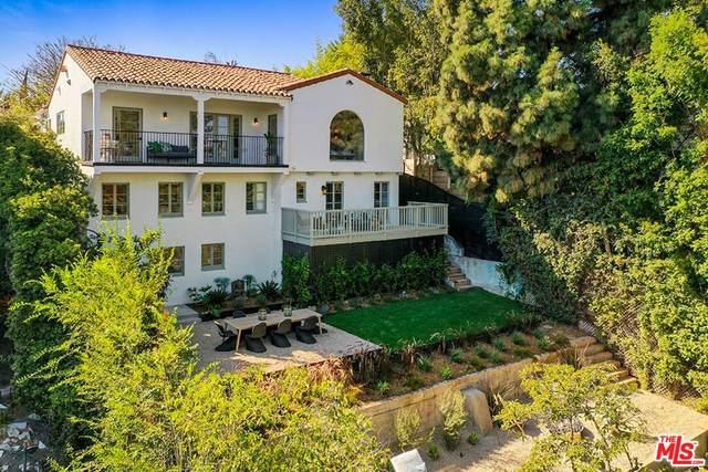 2314 Moreno Dr, Los Angeles, CA 90039 (MLS #21-787140) :: Mark Wise | Bennion Deville Homes