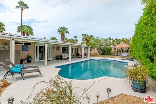 396 N Burton Way, Palm Springs, CA 92262 (MLS #21-788580) :: Zwemmer Realty Group