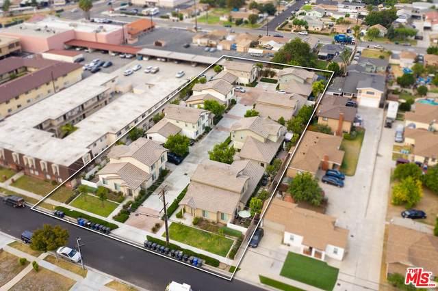 15731 Ryon Ave, Bellflower, CA 90706 (MLS #21-789084) :: The John Jay Group - Bennion Deville Homes