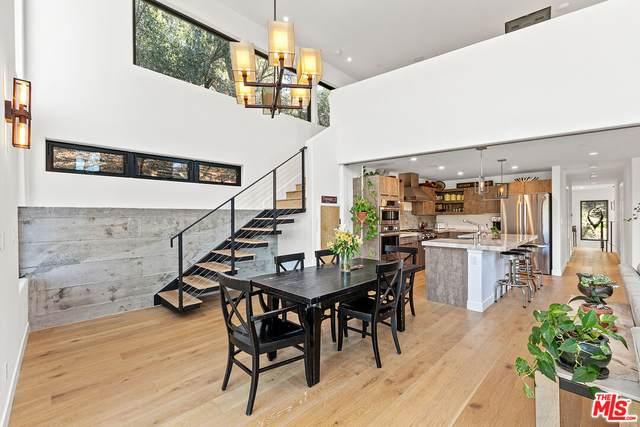 20932 Canyon Trl, Topanga, CA 90290 (#21-789174) :: The Bobnes Group Real Estate