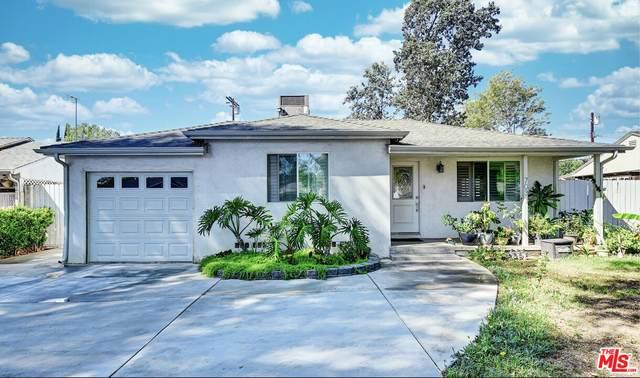 7031 Jamieson Ave, Reseda, CA 91335 (#21-789316) :: Randy Plaice and Associates