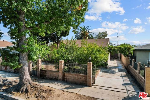 6608 Saint Clair Ave, North Hollywood, CA 91606 (MLS #21-790776) :: The John Jay Group - Bennion Deville Homes