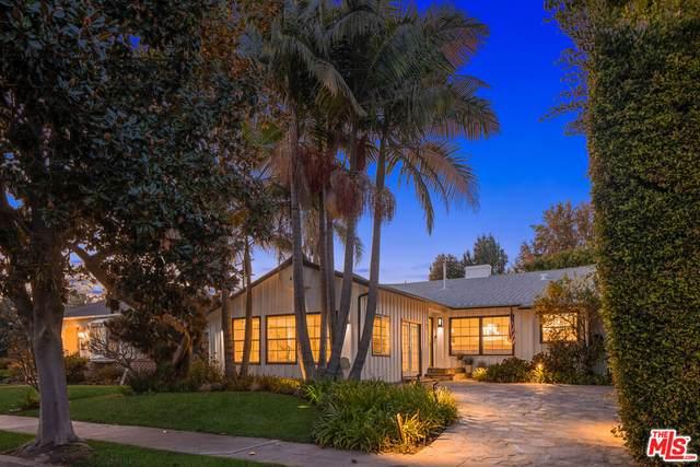 11363 Burnham St, Los Angeles, CA 90049 (MLS #21-791630) :: The John Jay Group - Bennion Deville Homes