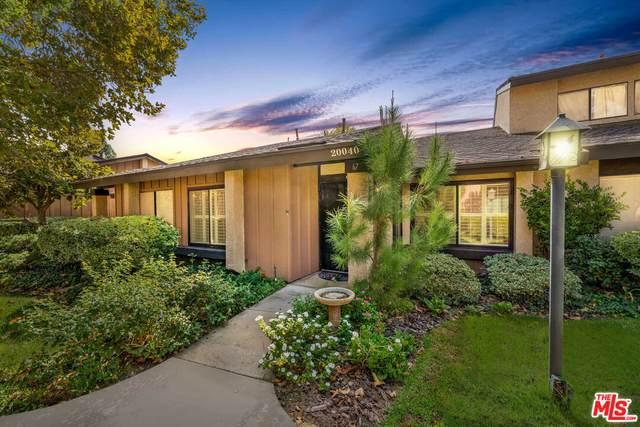 20040 Community St #67, Winnetka, CA 91306 (#21-792254) :: The Bobnes Group Real Estate