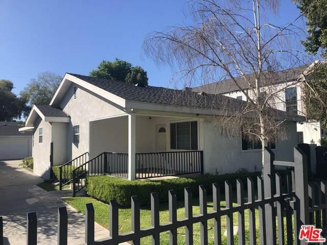 4643 Saloma Ave, Sherman Oaks, CA 91403 (#21-793606) :: Randy Plaice and Associates