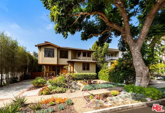 821 Iliff St, Pacific Palisades, CA 90272 (#21-794432) :: Berkshire Hathaway HomeServices California Properties