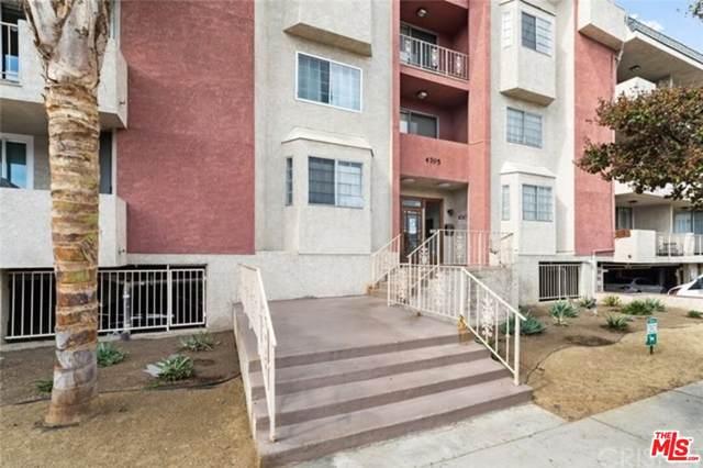 4705 Kester Ave #202, Sherman Oaks, CA 91403 (#21-794726) :: Berkshire Hathaway HomeServices California Properties