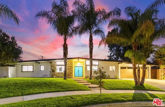 23021 Darien St, Woodland Hills, CA 91364 (#21-795304) :: The Bobnes Group Real Estate