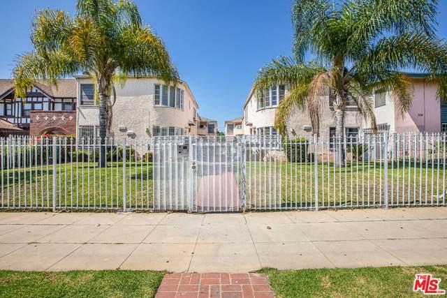3807 W Adams Blvd, Los Angeles, CA 90018 (MLS #21-796168) :: The John Jay Group - Bennion Deville Homes