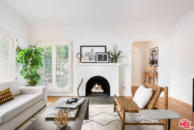 8817 Ashcroft Ave, West Hollywood, CA 90048 (#21-796308) :: Randy Plaice and Associates