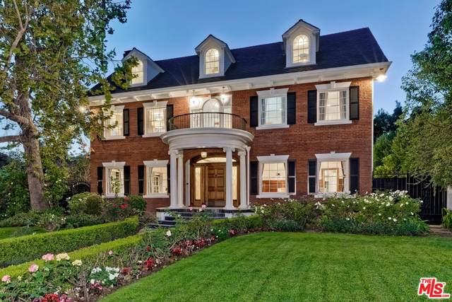 353 S Arden Blvd, Los Angeles, CA 90020 (MLS #21-796612) :: The John Jay Group - Bennion Deville Homes