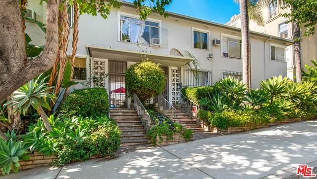 1111 Larrabee St, West Hollywood, CA 90069 (#21-796954) :: Vida Ash Properties | Compass