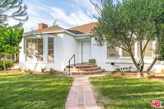 5773 Bowesfield St, Los Angeles, CA 90016 (#21-798032) :: Vida Ash Properties | Compass