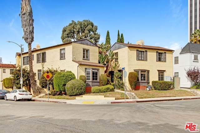 753 S Spaulding Ave, Los Angeles, CA 90036 (MLS #21-798568) :: Zwemmer Realty Group