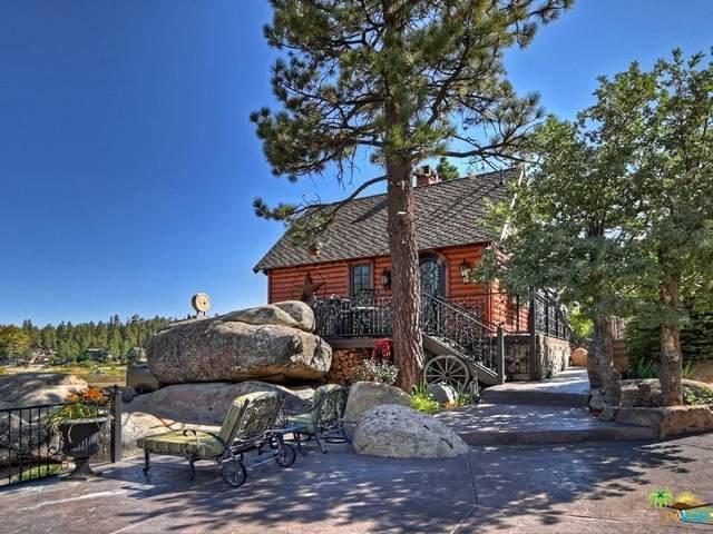 806 Peninsula Ln, Big Bear, CA 92315 (MLS #21-799962) :: Zwemmer Realty Group