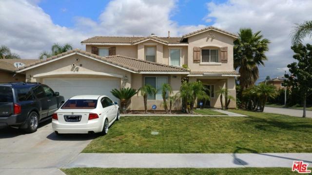 17304 Birchtree Street, Fontana, CA 92337 (#17222862) :: TruLine Realty