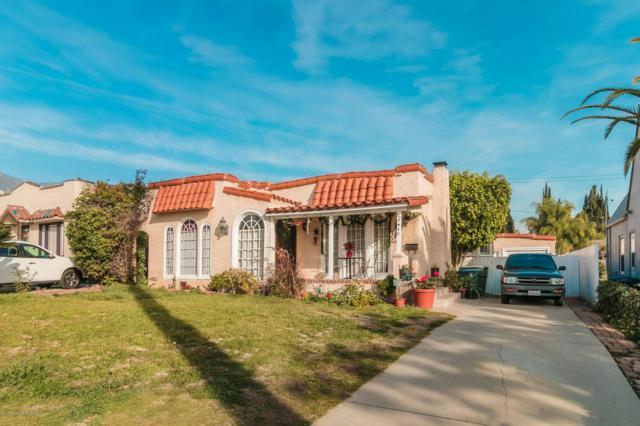 1440 Bresee Avenue, Pasadena, CA 91104 (#818005904) :: The Parsons Team