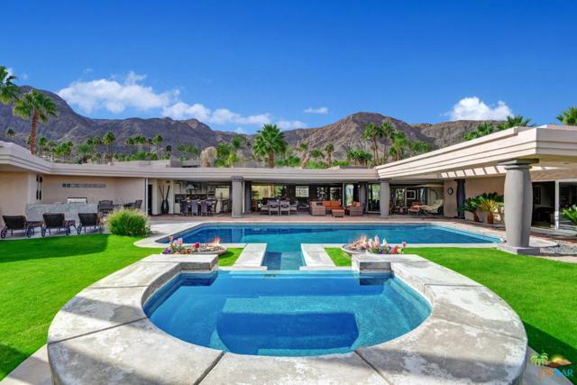 70375 Calico Road, Rancho Mirage, CA 92270 (#18415722PS) :: Fred Howard Real Estate Team