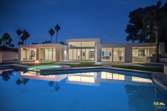 585 S La Mirada Road, Palm Springs, CA 92264 (#18417624PS) :: Desti & Michele of RE/MAX Gold Coast