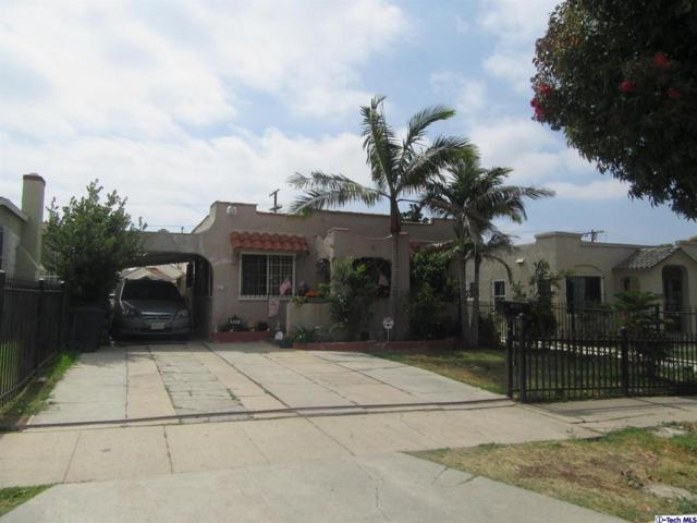 6757 2ND Avenue, Los Angeles (City), CA 90043 (#319000013) :: Paris and Connor MacIvor