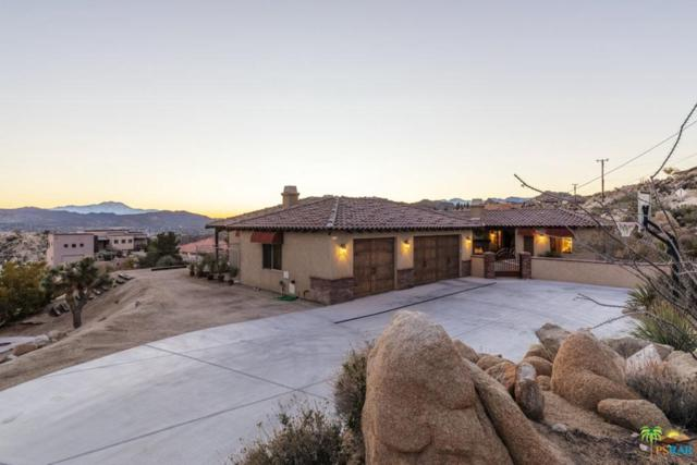 57505 Bandera Road, Yucca Valley, CA 92284 (#18415640PS) :: The Fineman Suarez Team