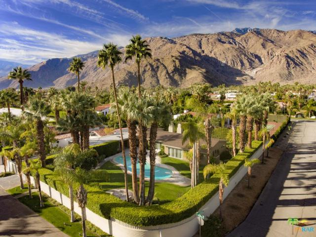 877 N Avenida Palos Verdes, Palm Springs, CA 92262 (#19418164PS) :: TruLine Realty